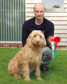 WT 3 May 2014, Puppy winner